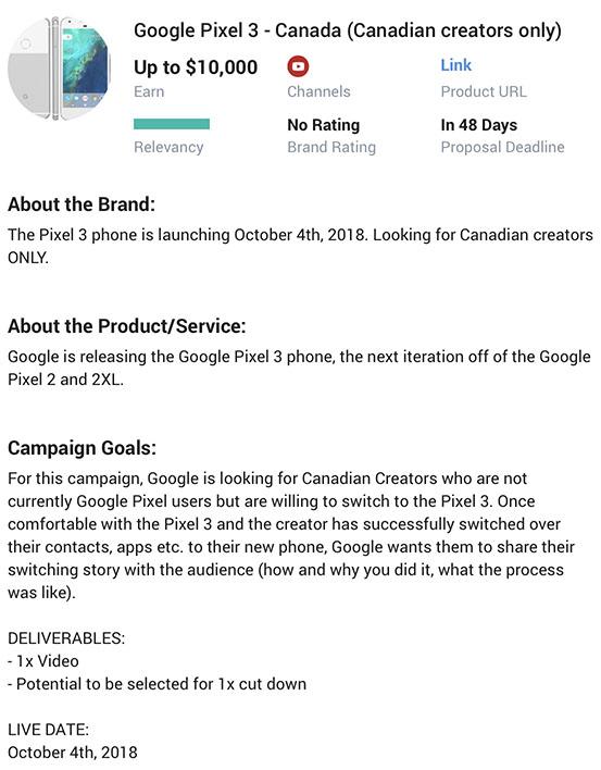 Pixel-3-FameBit-listing