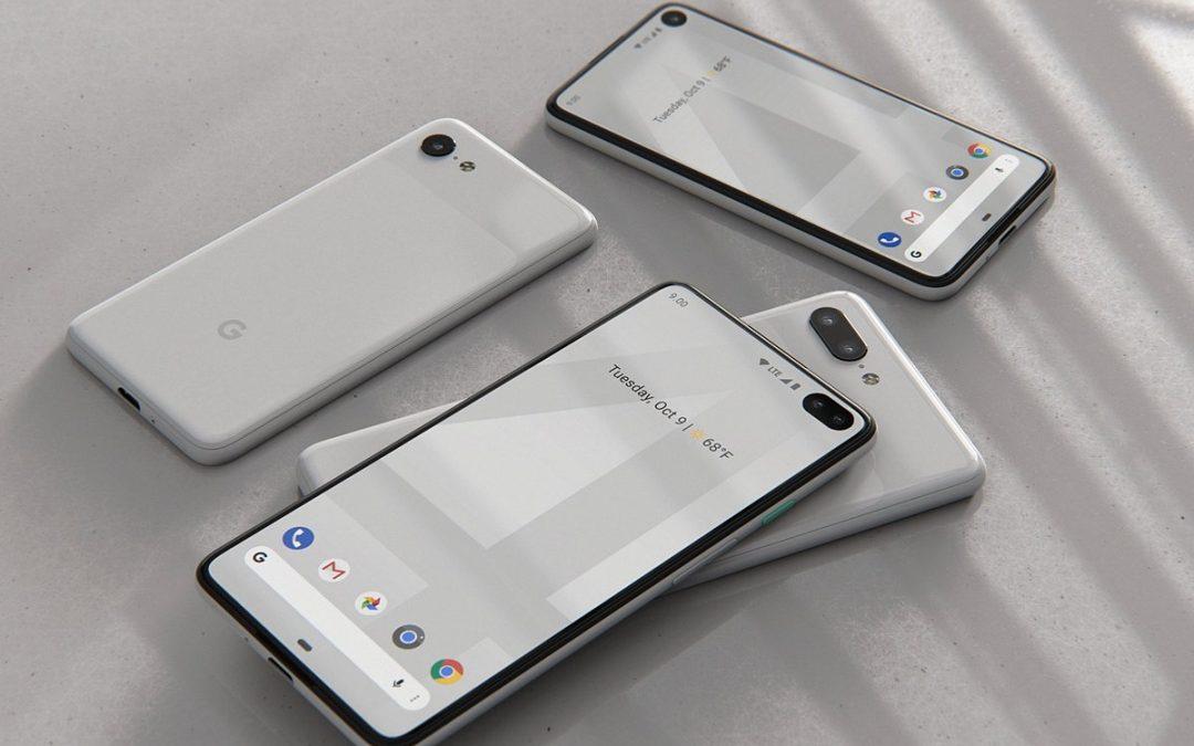 Появиха се рендери на бъдещите Pixel 4 и Pixel 4 XL
