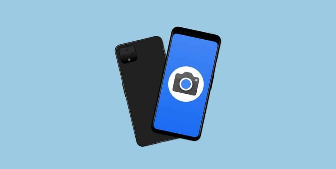 Google актуализира приложението си за камерата