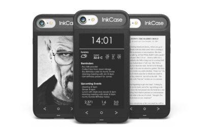 Компанията Popslate, която добави E-Ink дисплей към iPhone, вече не съществува