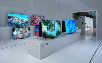 Samsung представи в Европа новия флагмански 2020 QLED 8K телевизор