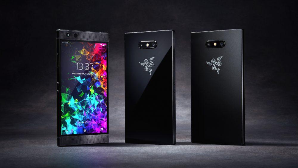 Razer обяви Satin Black Razer Phone 2