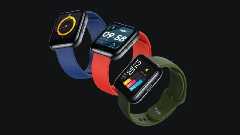 Realme Watch прилича много на Apple Watch, но струва около 52 долара