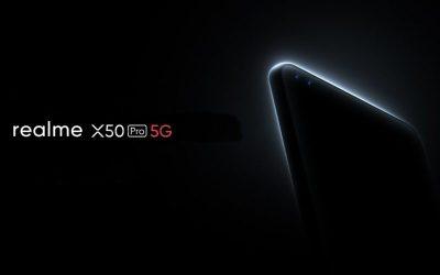 Realme X50 Pro 5G ще дебютира на 24 февруари
