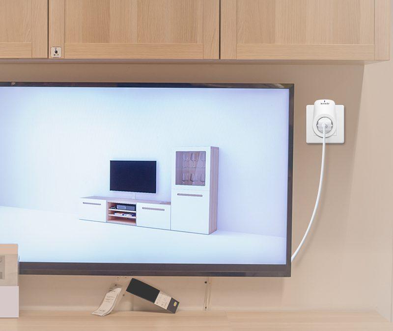 Новo WiFi устройство от Tenda за интелигентно управление на дома
