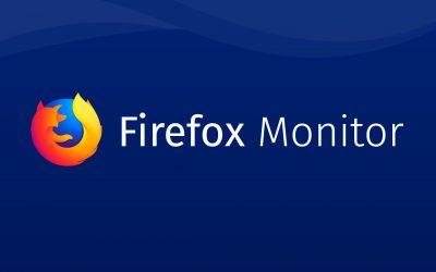 Firefox Monitor ще ви предупреждава, ако профилът ви е бил хакнат