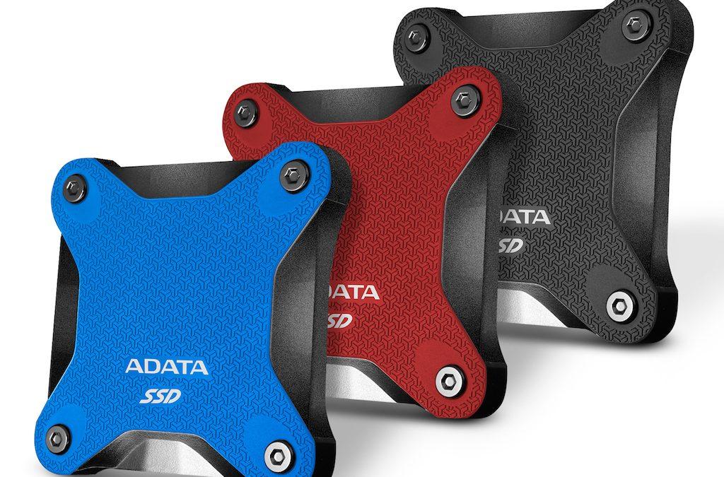 Нов външен SSD диск от ADATA