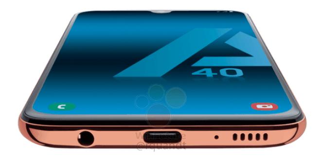 Galaxy A40 ще дебютира на 10 април
