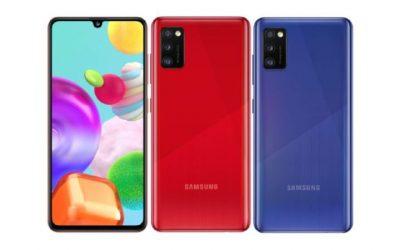 Galaxy A42 5G ще е най-евтиният 5G телефон на Samsung през 2021 година