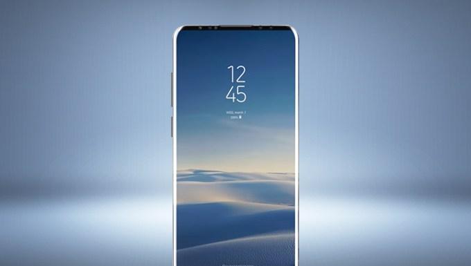 Galaxy S10 ще използва ултразвуков сензор за пръстови отпечатъци