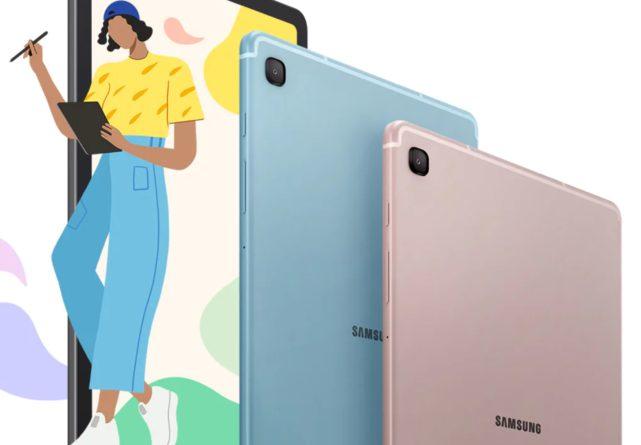 Samsung Galaxy Tab S6 Lite се появи в официалния сайт на компанията за Индонезия