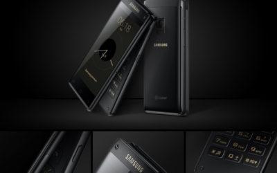 Samsung представи сгъваемия смартфон Leader 8