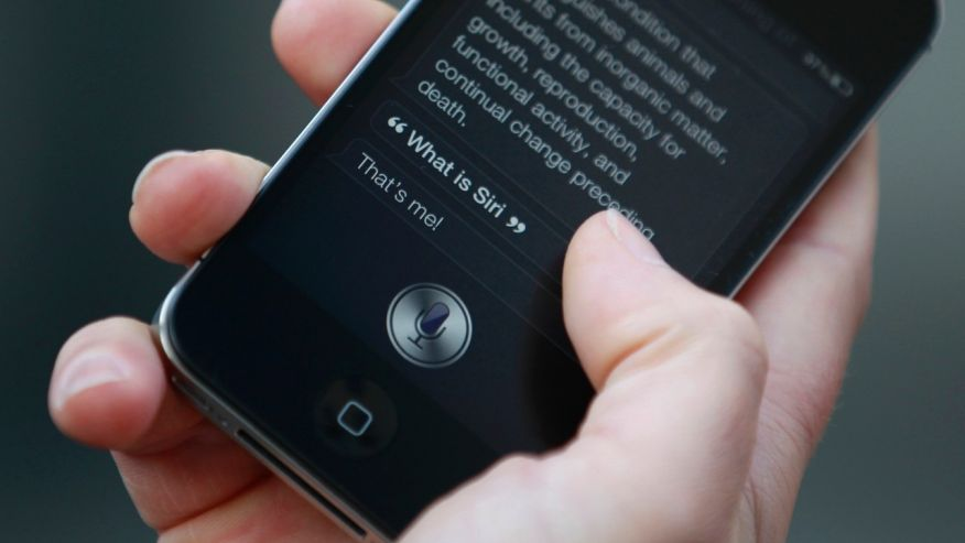 Четири годишно дете спаси живота на майка си, използвайки Siri