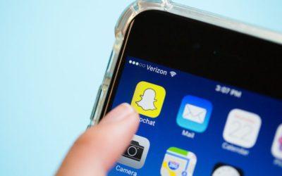 Последните филтри на Snapchat разпознават домашни любимци и храна