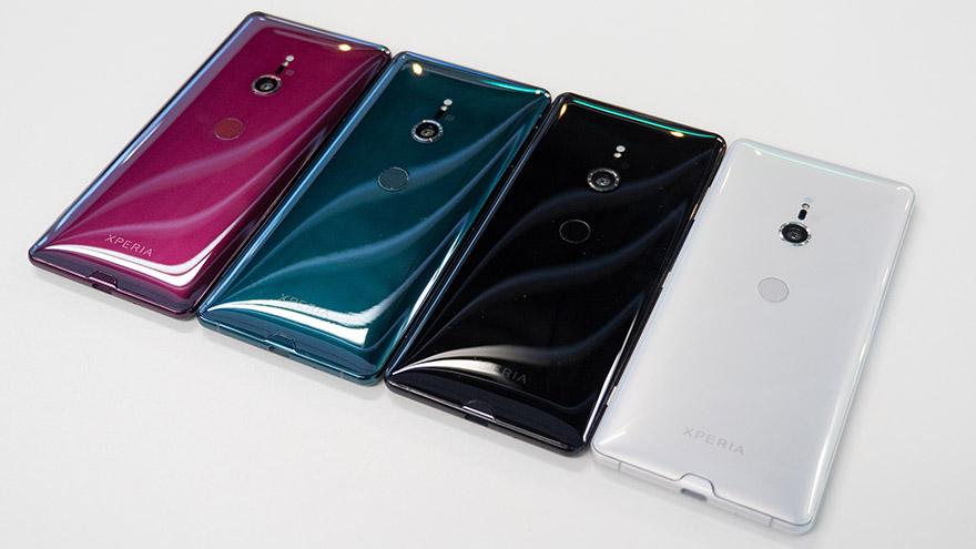 Осем телефона Sony ще получат Android 10