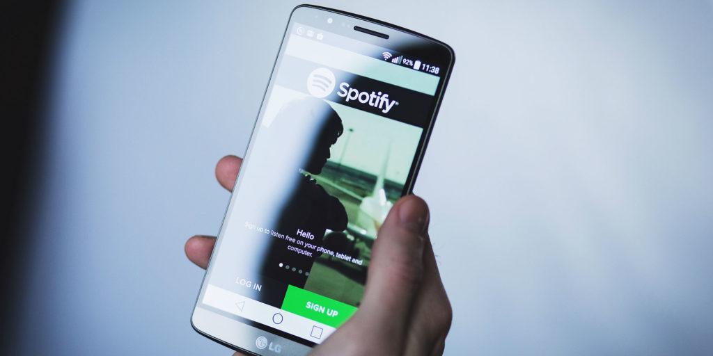 Spotify е изправена пред дело за 1.6 милиарда долара за нарушаване на авторски права