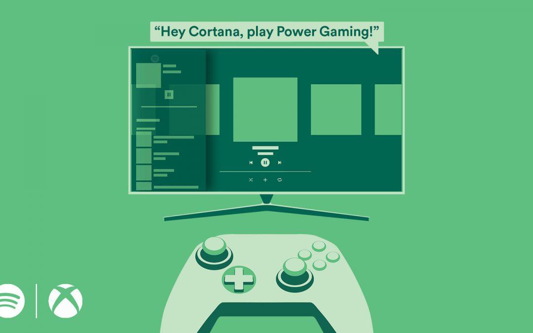 Spotify преработи приложението си за Xbox One, включвайки интелигентен гласов контрол