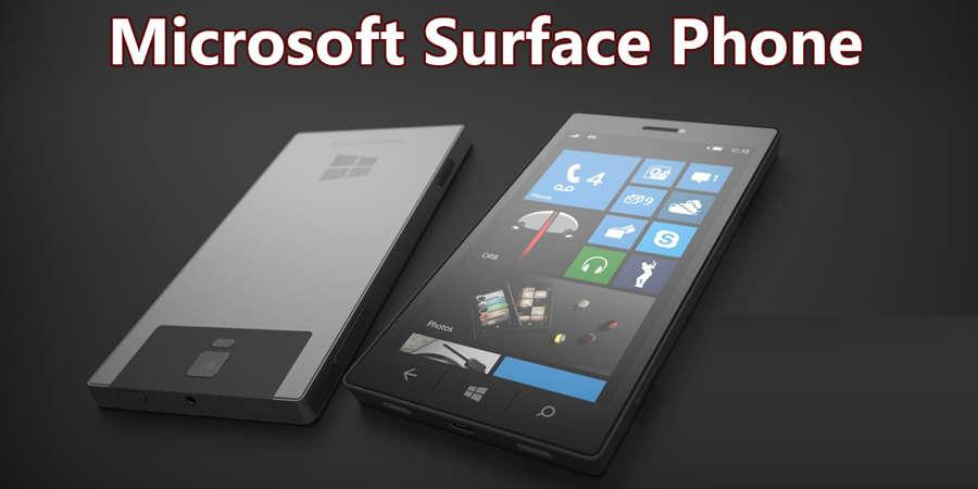 Microsoft ще представи три устройства тази година и едно от тях може да е Surface Phone
