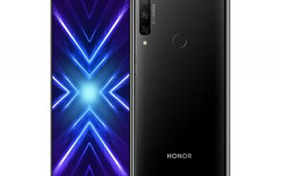 Теленор предлага новия HONOR 9X 128GB Dual с Pop-Up селфи камера