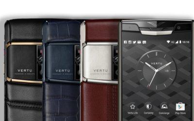 Мистериозен турски безнесмен закупи луксозната марка Vertu
