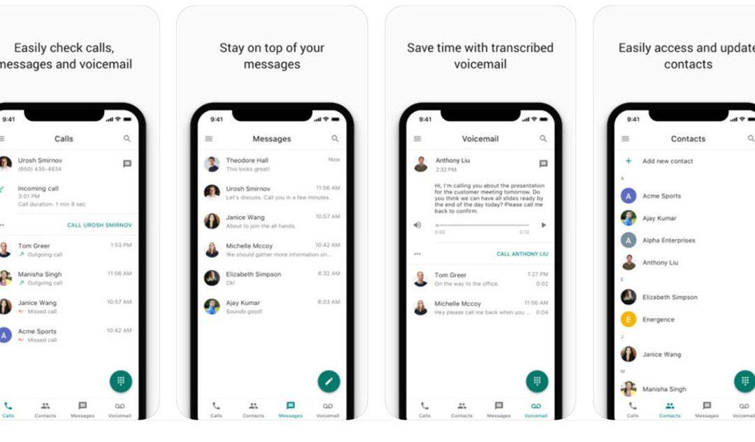 Google обнови приложението Voice за по-добро управление на обажданията
