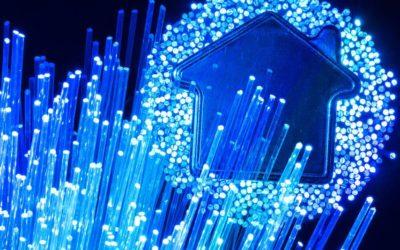 Къщите на бъдещето ще имат Alexa и WiFi вградени в стените
