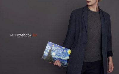 Първият лаптоп на Xiaomi конкурира MacBook Air