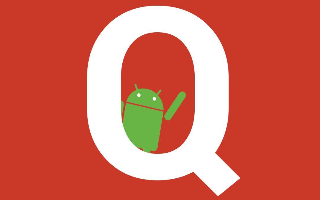 Android Q може да има тъмен режим за цялата система