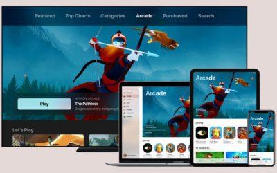 Благодарение на iPhone, Apple е четвъртата по големина компания за игри в света