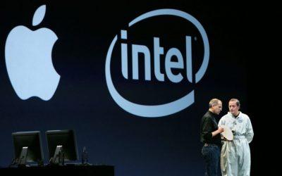 Intel финализира сделката си с Apple