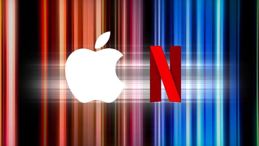 Netflix няма да участва в абонаментната услуга за видео стрийминг на Apple