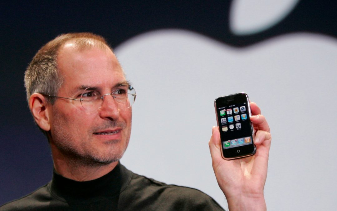 Apple на съд – мъж твърди, че е изобретил iPhone през 1992 година