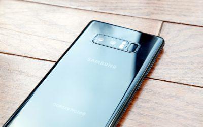 Това е може би най-вълнуващото изтичане за Galaxy Note 9, което имаме до сега