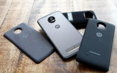 Moto Z2 Play стартира през юли със следващото поколение Moto Mods