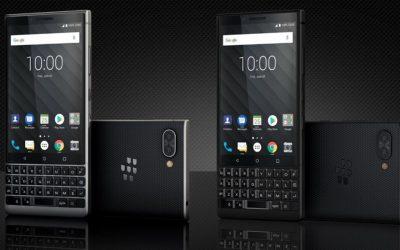 BlackBerry KEY2 – двудневен живот на батерията, двойна камера и два пъти по-голяма мощност