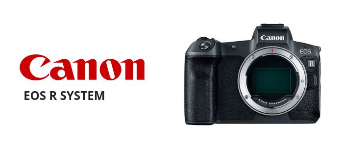 Бъдещето на изображенията на Фотокина 2018 – докоснете се до иновативната система на Canon EOS R
