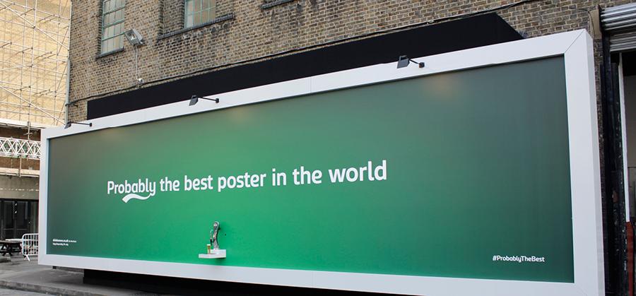Може би най-добрият постер на света