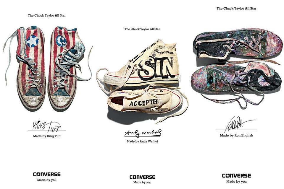 Converse, или как да задържим клиентите си