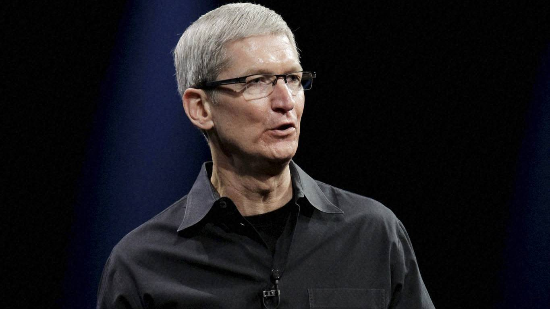 Тим Кук спечели над 9 милиона долара от Apple за 2014