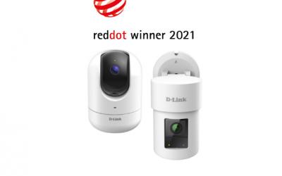 D-Link спечели престижната награда Red Dot за изключителен продуктов дизайн
