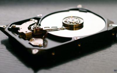 По какво да познаете, че хард дискът на лаптопа ви умира?