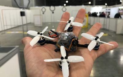 Световната купа за дронове в клас F3U ще се проведе у нас