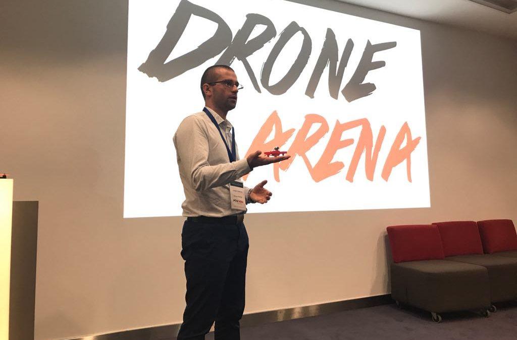 Българин ще представи иновативни дрон технологии на най-голямото руско авиоизложение HeliRussia 2018