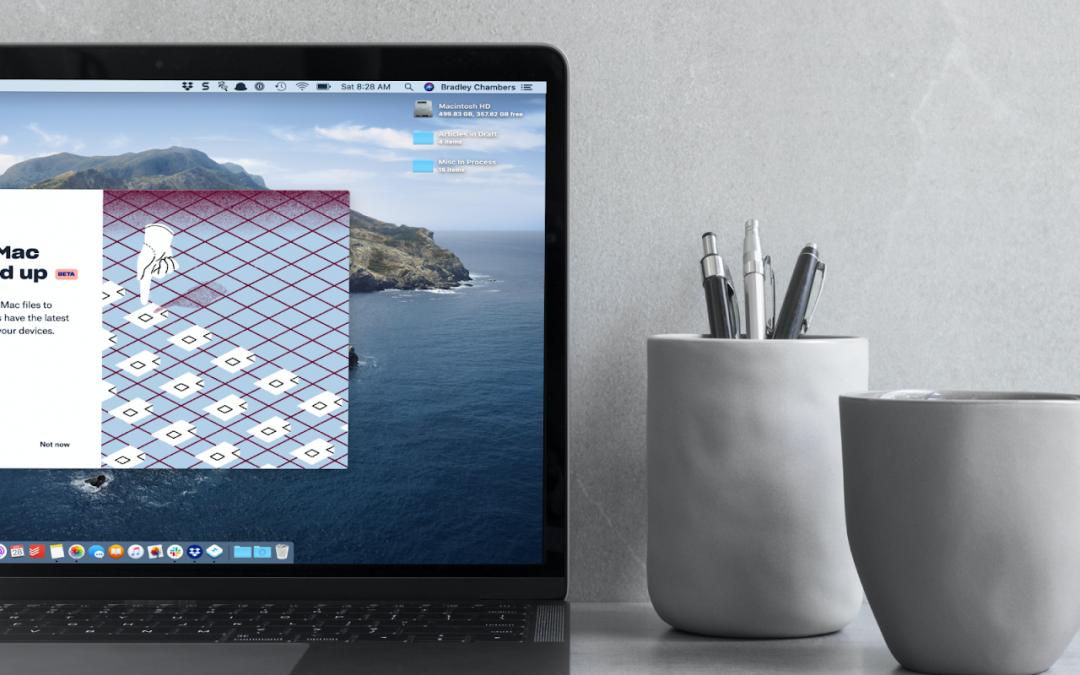 Dropbox Beta за Mac най-накрая може да синхронизира вашия работен плот