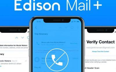 Новата услуга за електронна поща на Edison ви позволява да блокирате подателите, преди да достигнат входящата ви поща