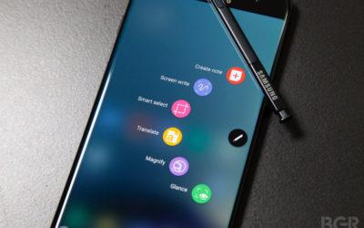 Обновеният Note 7 може би ще бъде на пазара още следващия месец