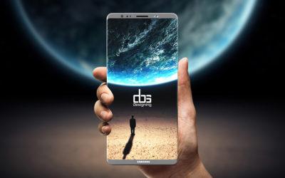 Galaxy Note 8 ще предложи ексклузивен нов цвят, който притежателите на S8 няма да имат