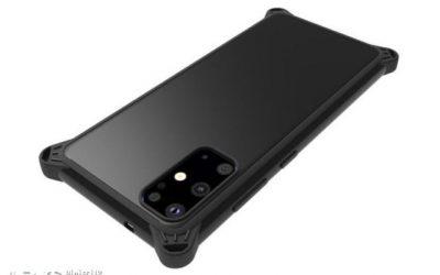 Дизайнът на бъдещия Galaxy S11 може би е потвърден