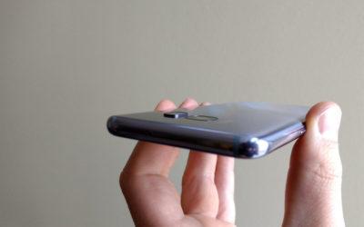 Находчив потребител успя да модифицира скенера за пръстови отпечатъци на Galaxy S8
