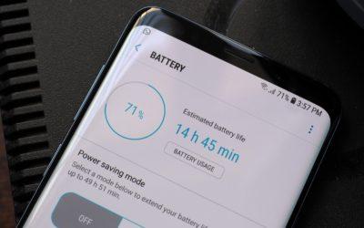 Вече има обяснение за проблемите с батерията на Galaxy S9